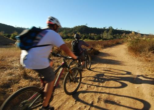 Rugged cycling